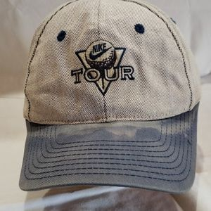 Nike Tour golf hat. Used